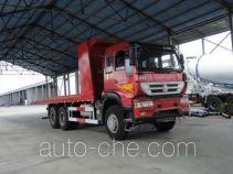 Sinotruk Huawin SGZ3250PZZ4J flatbed dump truck