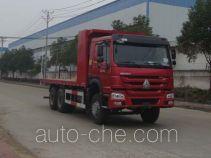 Sinotruk Huawin SGZ3250PZZ4W flatbed dump truck