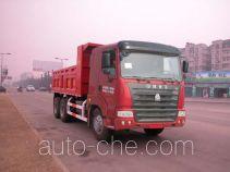 华威驰乐牌SGZ3250ZZ3Y36型自卸汽车