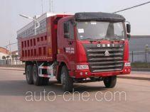 华威驰乐牌SGZ3250ZZ3Y49型自卸汽车