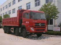 华威驰乐牌SGZ3280DFL3A13型自卸汽车