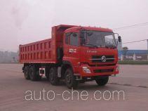 华威驰乐牌SGZ3310DFL3A13型自卸汽车