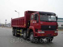 华威驰乐牌SGZ3310ZZ3J46型自卸汽车