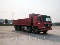 华威驰乐牌SGZ3310ZZ3W38型自卸汽车