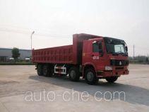 华威驰乐牌SGZ3310ZZ3W48型自卸汽车