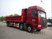 华威驰乐牌SGZ3310ZZ3Y46型自卸汽车