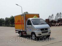 Sinotruk Huawin SGZ5028XQYDFA4 explosives transport truck