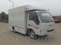 Sinotruk Huawin SGZ5028XSHJH4 mobile shop