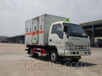 Sinotruk Huawin SGZ5038XQYBJ4 explosives transport truck