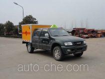 华威驰乐牌SGZ5038XQYQL4型爆破器材运输车
