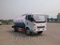 Sinotruk Huawin SGZ5040GXEZZ3W suction truck