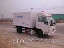华威驰乐牌SGZ5040XLJ型垃圾车