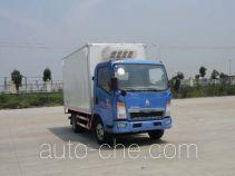 华威驰乐牌SGZ5047XLCZZ4型冷藏车