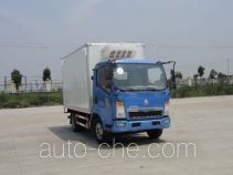 Sinotruk Huawin SGZ5047XLCZZ4 refrigerated truck