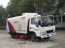 Sinotruk Huawin SGZ5049TSLJX5 street sweeper truck