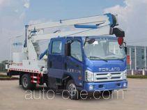 Sinotruk Huawin SGZ5050JGKBJ4 aerial work platform truck