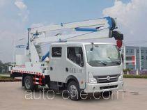 Sinotruk Huawin SGZ5050JGKEQ4 aerial work platform truck