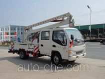 Sinotruk Huawin SGZ5060JGKJH4 aerial work platform truck