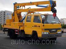 Sinotruk Huawin SGZ5060JGKJX4 aerial work platform truck