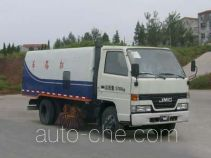 Sinotruk Huawin SGZ5060TSLJX4 street sweeper truck