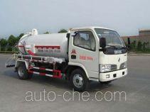 华威驰乐牌SGZ5070GXWDFA4型吸污车