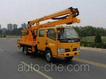 Sinotruk Huawin SGZ5070JGKDFA4 aerial work platform truck