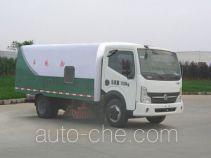 Sinotruk Huawin SGZ5070TSLDFA4 street sweeper truck