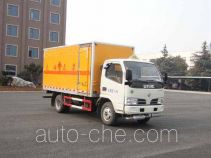 Sinotruk Huawin SGZ5078XQYDFA4 explosives transport truck
