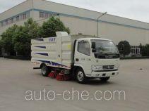 华威驰乐牌SGZ5079TSLDFA4型扫路车