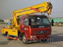 Sinotruk Huawin SGZ5080JGKDFA4 aerial work platform truck