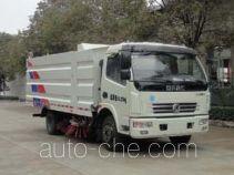 华威驰乐牌SGZ5089TSLDFA4型扫路车