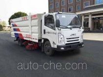 Sinotruk Huawin SGZ5089TSLJX5 street sweeper truck