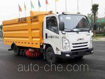华威驰乐牌SGZ5089TXSJX4型洗扫车