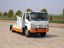 华威驰乐牌SGZ5100TQZQL4T型清障车