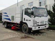 Sinotruk Huawin SGZ5100TXSQL4 street sweeper truck