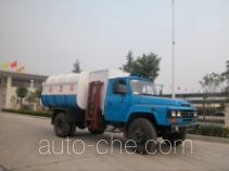 华威驰乐牌SGZ5100ZZZ型自装卸式垃圾车