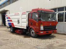 华威驰乐牌SGZ5109TSLZZ5型扫路车