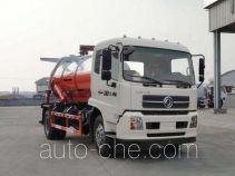 华威驰乐牌SGZ5120GXWD4B3型吸污车