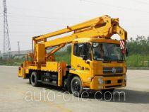 Sinotruk Huawin SGZ5120JGKD4BX4 aerial work platform truck