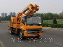 Sinotruk Huawin SGZ5150JGKQL4 aerial work platform truck