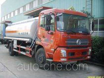华威驰乐牌SGZ5160GHYDFL3BX型化工液体运输车