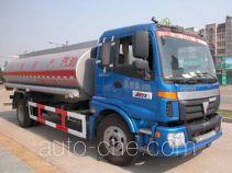 Sinotruk Huawin SGZ5160GJYBJ3 fuel tank truck