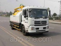 Sinotruk Huawin SGZ5160GQXD4BX4 sewer flusher truck