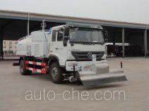 华威驰乐牌SGZ5160GQXZZ4M5型清洗车