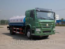 Sinotruk Huawin SGZ5160GSSZZ4W sprinkler machine (water tank truck)