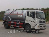 华威驰乐牌SGZ5160GXWD4BX4型吸污车