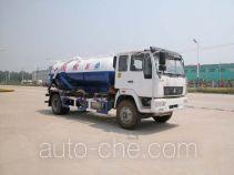 Sinotruk Huawin SGZ5160GXWZZ3 vacuum sewage suction truck