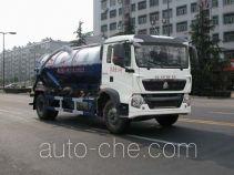 华威驰乐牌SGZ5180GXWZZ5T5型吸污车
