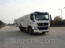 华威驰乐牌SGZ5160TXSZZ5T5L型洗扫车