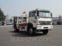 华威驰乐牌SGZ5160ZXXZZ5M5型车厢可卸式垃圾车